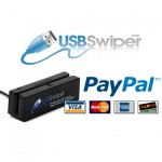 USB Credit Card Reader for PayPal