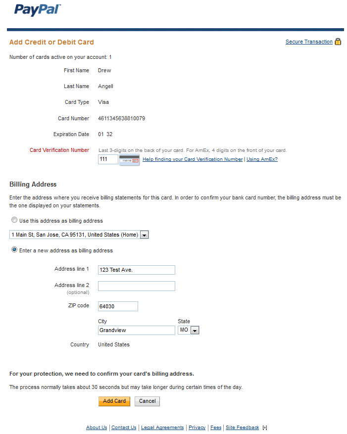 Law surrounding payment issues with Paypal?