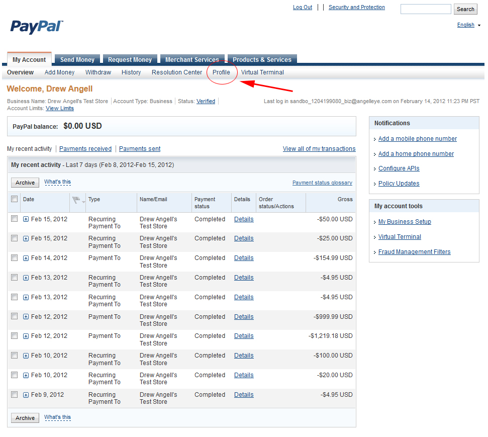 PayPal Permissions API Integration | PayPal Certified Developer