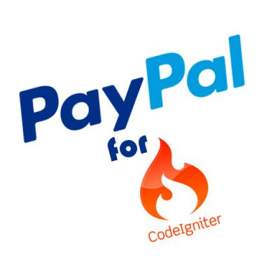 CodeIgniter PayPal SDK Library