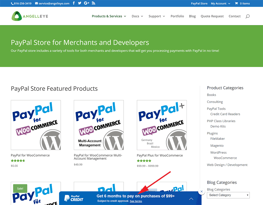 WooCommerce PayPal Marketing Solutions