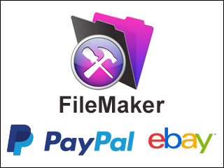FileMaker PayPal and eBay Integration