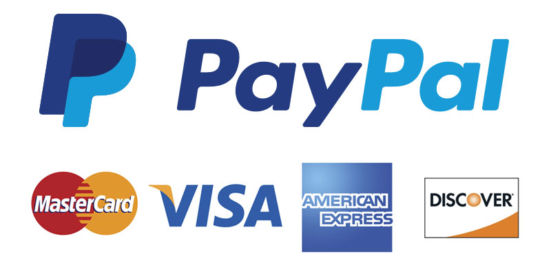 Image result for all credit cards paypal