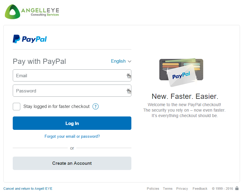 paypal with php