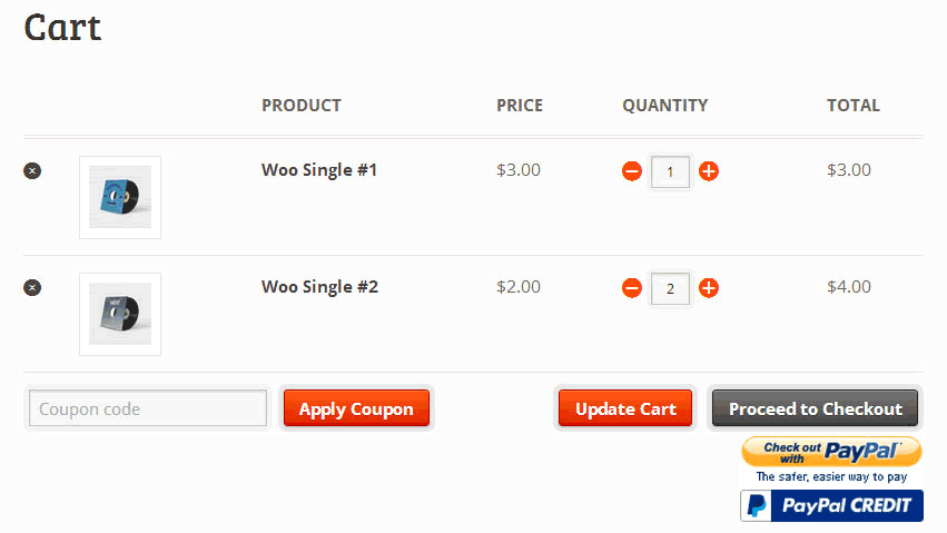 What is PayPal Express Checkout Shopping Cart Example