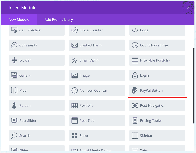 Divi PayPal Plugin - PayPal for Divi - AngellEYE