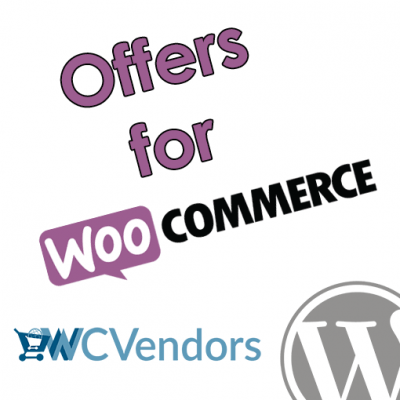 Offers for WooCommerce WC Vendors Extension