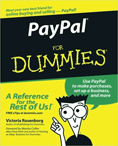 PayPal for Dummies Book