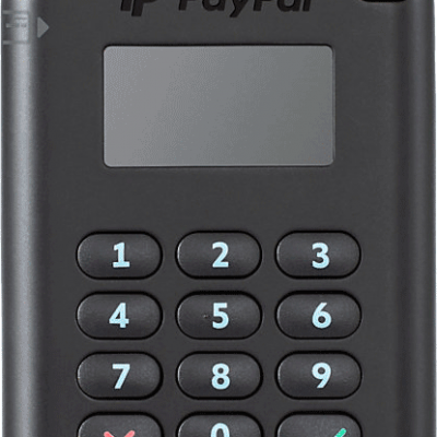 PayPal Here Chip Card Reader