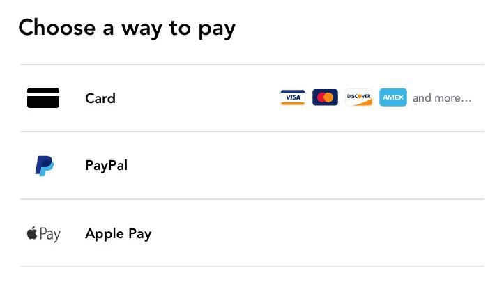 WooCommerce Braintree Payments Drop In UI