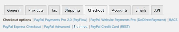 WooCommerce Braintree Payments Gateway