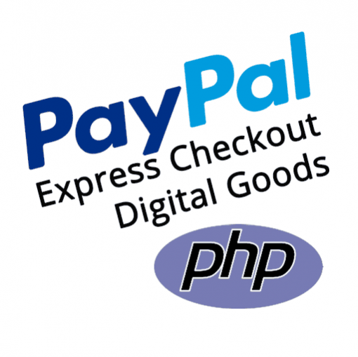 PayPal Express Checkout Digital Goods PHP Demo Kit
