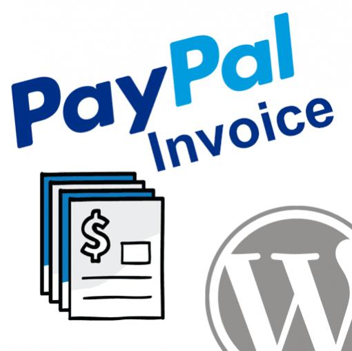 WordPress PayPal Invoice Plugin