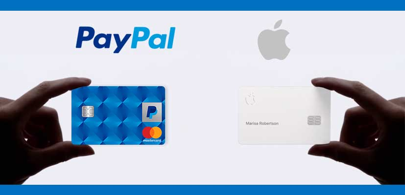 Apple Credit Card vs. PayPal Credit Card
