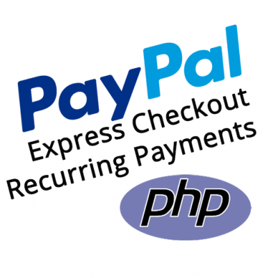 PayPal Express Checkout PHP Recurring Payments Demo Kit