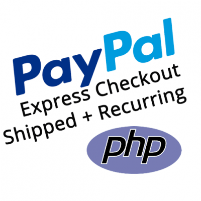 PayPal Express Checkout Shipped + Subscription Combined Demo Kit