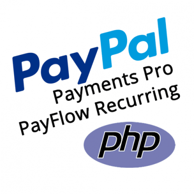 PayPal Payments Pro PayFlow Recurring Billing Demo Kit