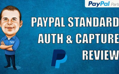 PayPal Standard Button Authorization and Capture
