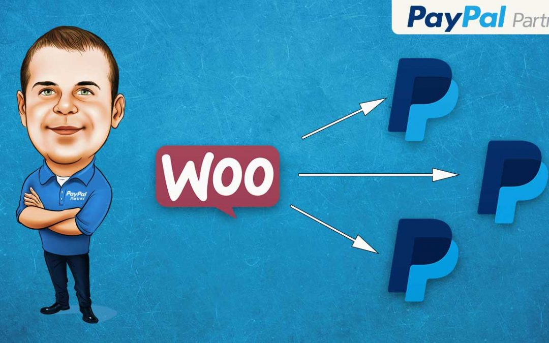 How to Split a PayPal Payment on a WooCommerce Order