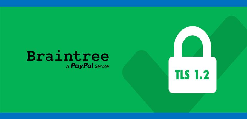 Braintree Payments SDK SSL Provider Update