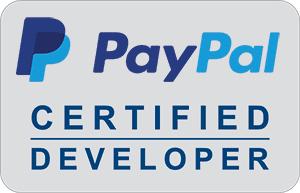 PayPal Certified Developer