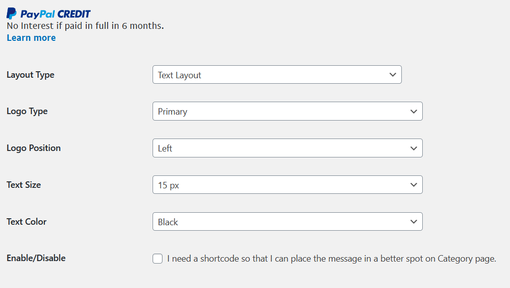 4.2.1 Text Layout