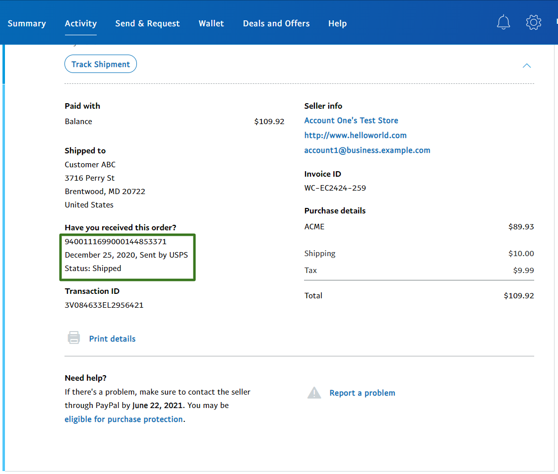 Step 4.4: Shipstation with PayPal Shipment Tracking for WooCommerce Plugin